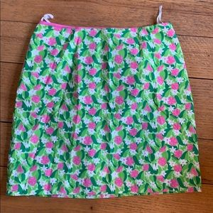 Lily Pulitzer women's skirt